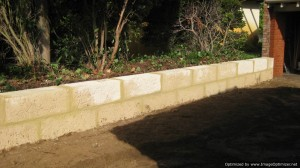 Toms Limestone work