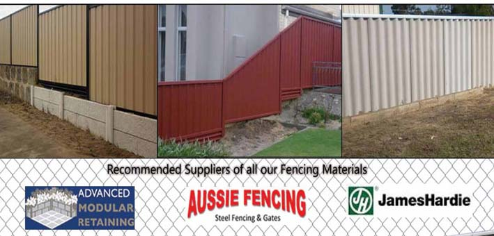 Fencing Retaining Perth Diy Guides Suppliers
