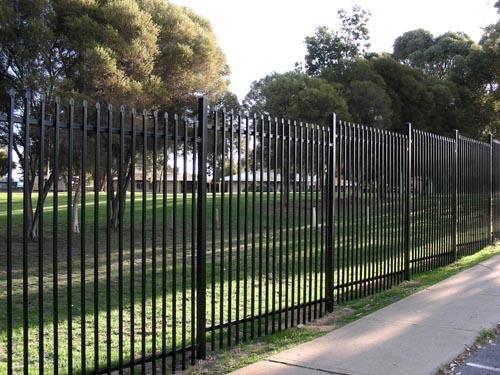Garrison Secutiry Fencing